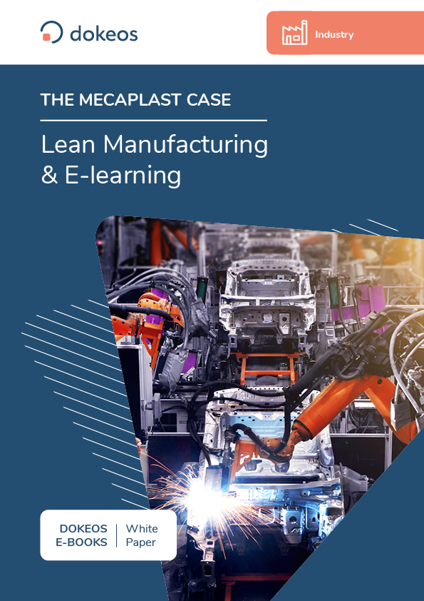 Lean Manufacturing and LMS, the Mecaplast case